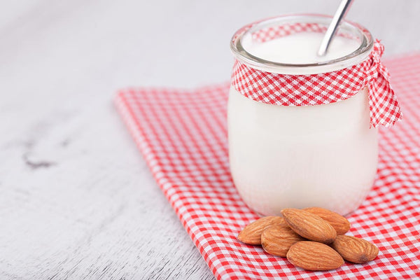 Almond-oil-and-yogurt-for-hair
