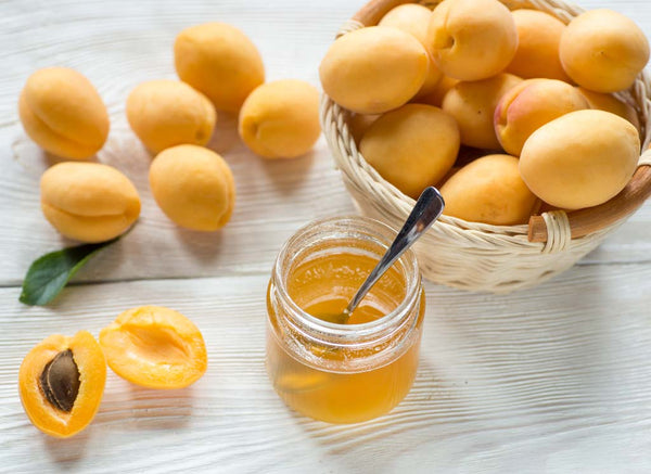 Apricot-and-honey