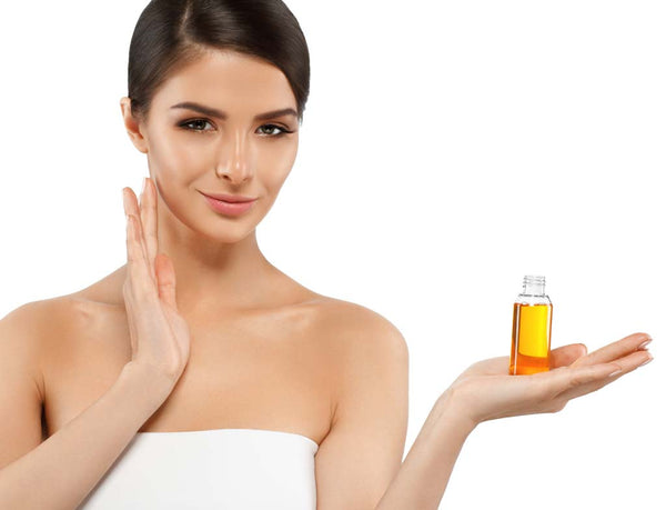 Argan Oil as skin Moisturizer
