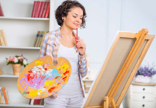 Try Art Therapy