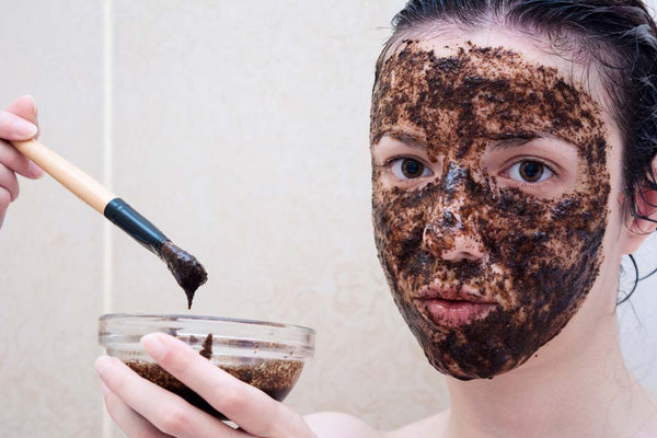 Chocolate And Sugar Face Scrub