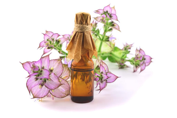 Clary Sage Essential Oil for Ageing