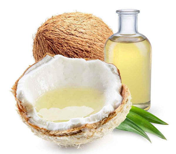 Eucalyptus oil and coconut oil to treat acne_615906998
