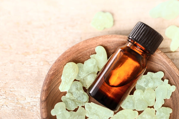 Frankincense Essential Oil for Cold and Cough