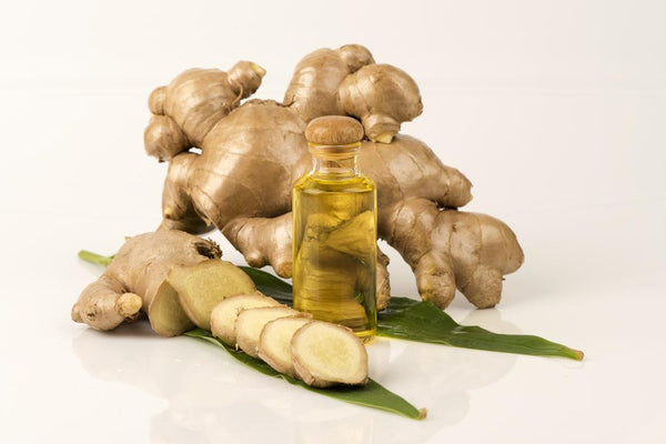 Ginger-Essential-Oil-For-Headache