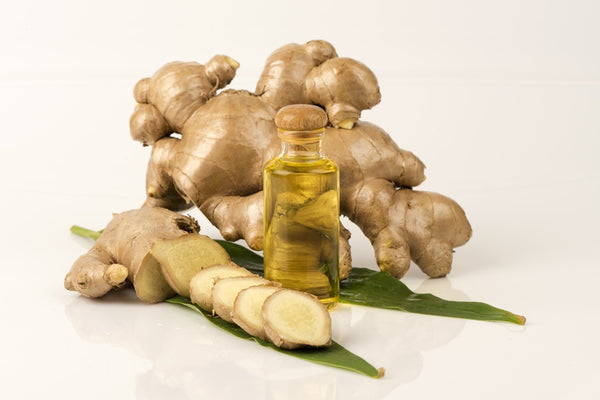 Ginger oil for cold and cough