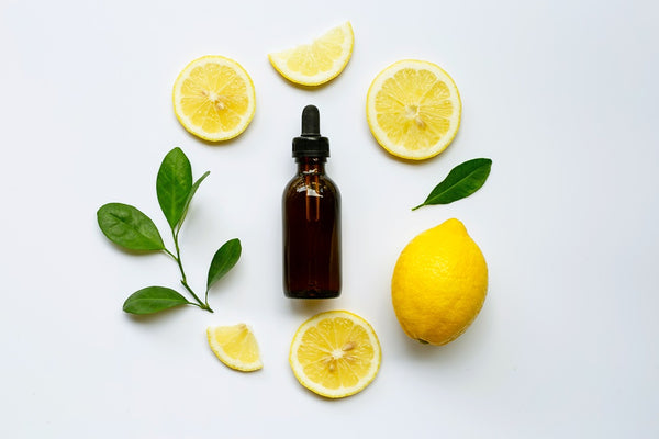 Lemon Essential Oil for Cold and Cough
