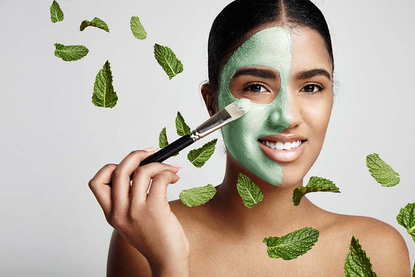 Mint Face Mask