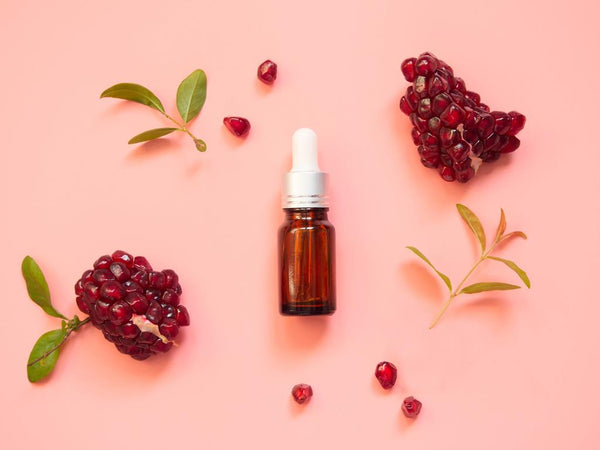 Pomegranate Essential Oil for Ageing