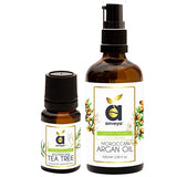 Tea Tree Oil And Argan Oil