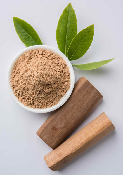 Sandalwood Face Mask