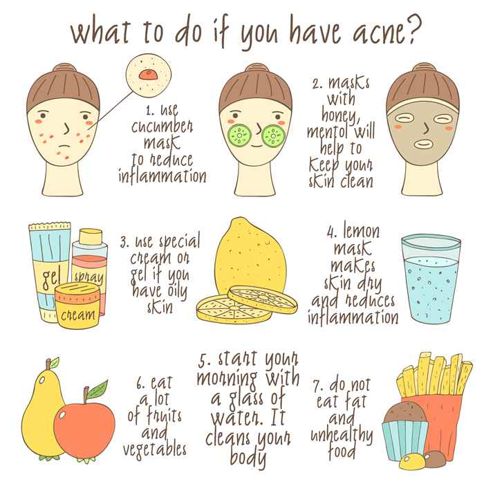 what To Do If You Have Acne