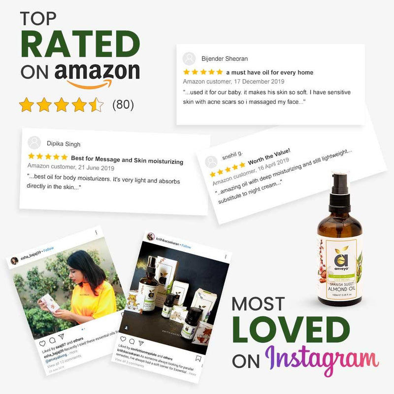 Best almond oil in amazon