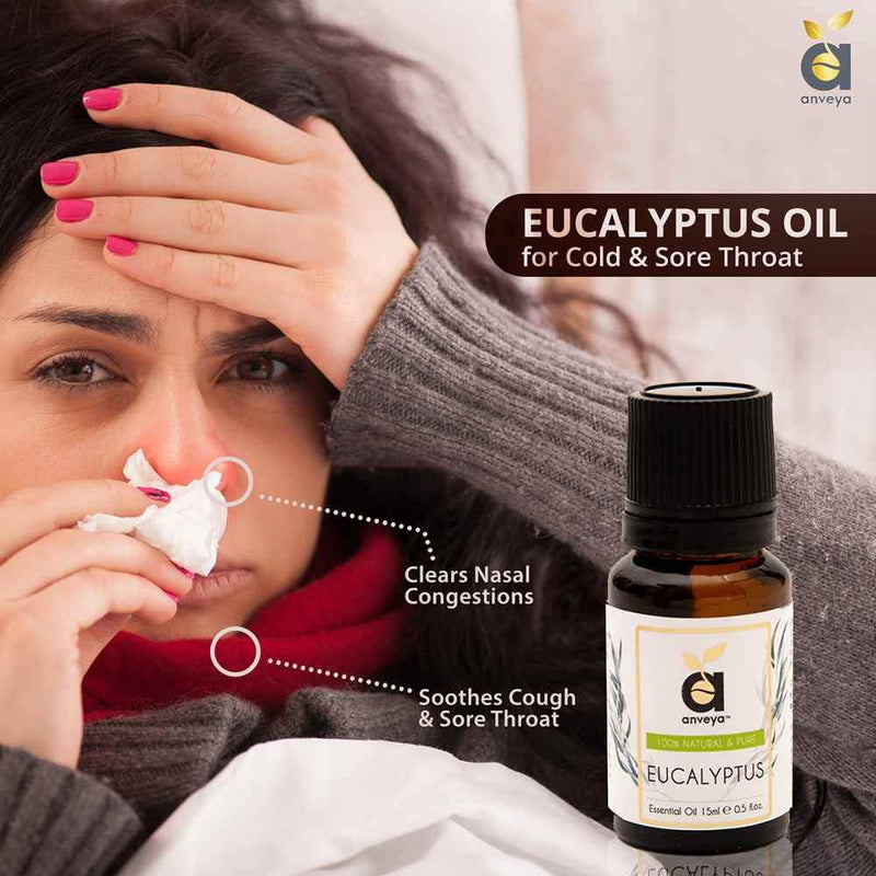 anveya eucalyptus oil for cough