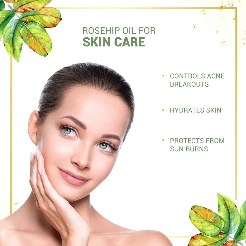 anveya rosehip oil for skin care