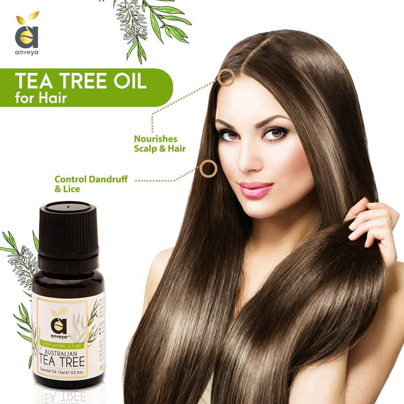 anveya tea tree oil for hair