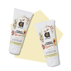 anveya hydrate & nourish shampoo and conditioner tubes-50ml