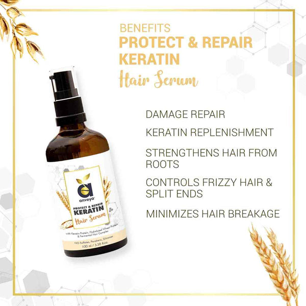 benefits-of-anveya-protect-and-repair-keratin-serum-for-chemical-treatment-damaged-hair