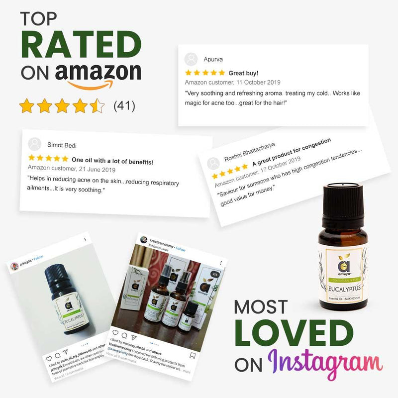 best eucalyptus oil on amazon