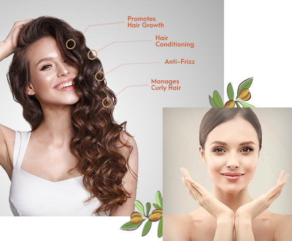 benefits of anveya argan oil