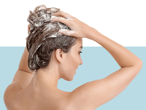 How to use of Hydrate and nourish shampoo