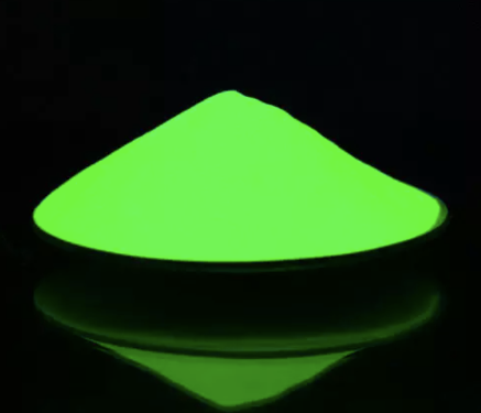 Green Glow Powder