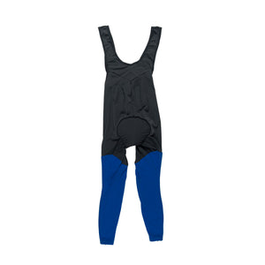 Gymstore Black/Blue Cycling Long Bib