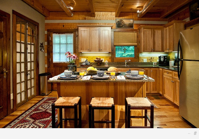 Interior Design Project in Lake Winnipesaukee