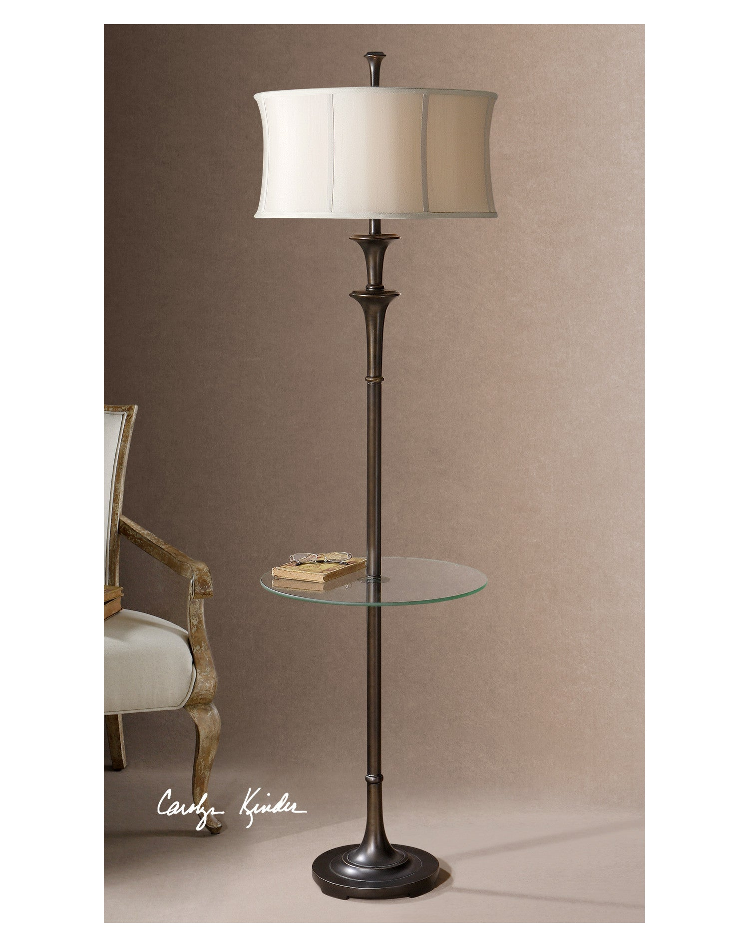 Floor lamps and chandeliers home comfort brazoria end table lamp geotapseo Gallery