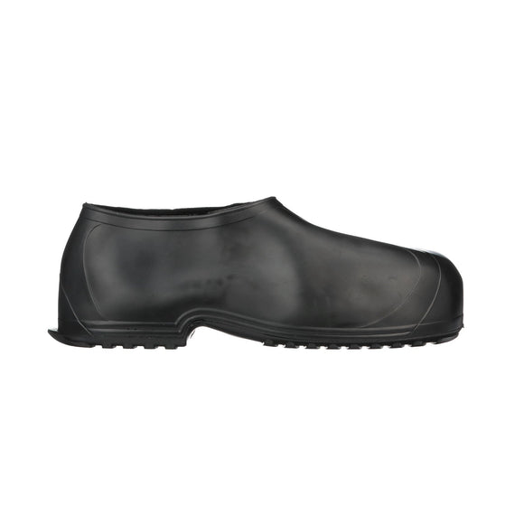 Tingley Black Waterproof Rubber Work Overshoes - 1300