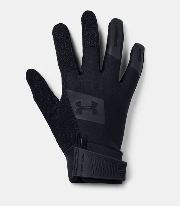 Under Armour UA Tac Blackout 2.0 Tactical Gloves, Black - 1341834
