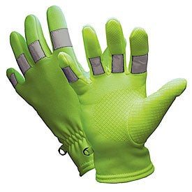 Gloves For Professionals GFP Hi Vis 4 Way Stretch Gloves - 480