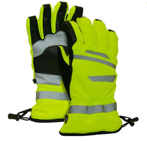 Blauer Hi-Vis Flicker Winter Police Glove High Visibility - GL200