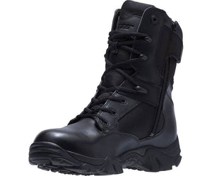 "Bates 8"" GX-8 Non Metallic Waterproof Boot With Side Zip - EO2268"