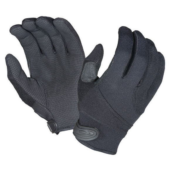 Hatch Street Guard Kevlar Gloves, Black - SGK100