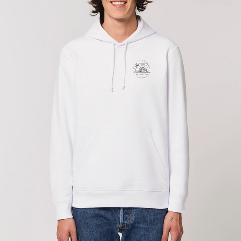 Hoodie en Coton Bio The Point Lil - Unisexe