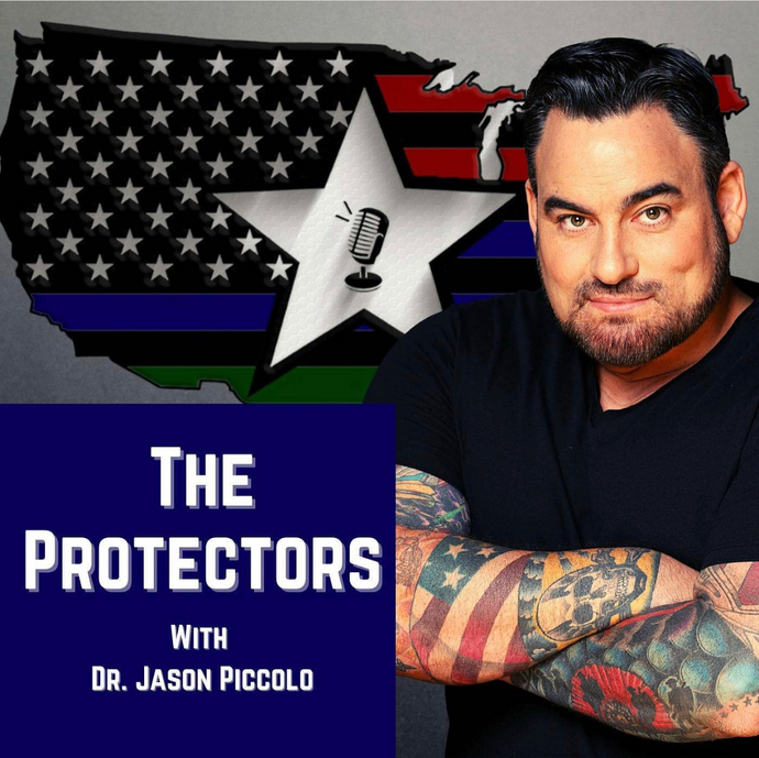 Tim Cruickshank on The Protectors Podcast