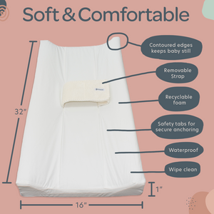 Comfortable Baby Changing Pads