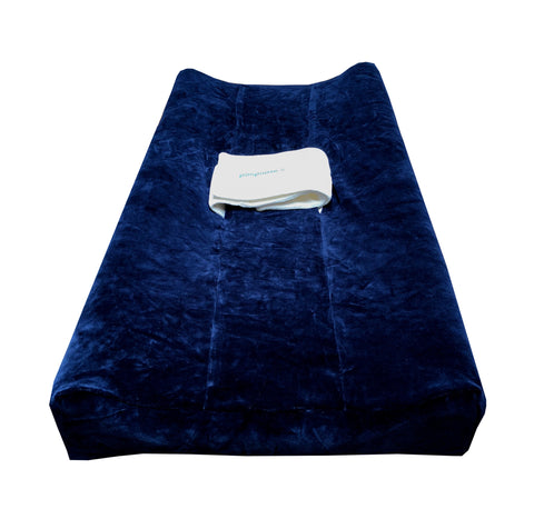 PooPoose Changing Pad Cover - Midnight Blue