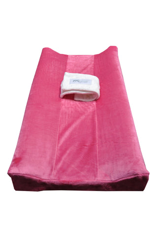 PooPoose Changing Pad Cover - Pretty in Pink