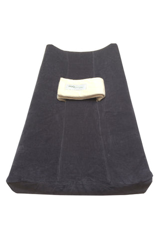 PooPoose Changing Pad Cover - Rocky Mountain Grey