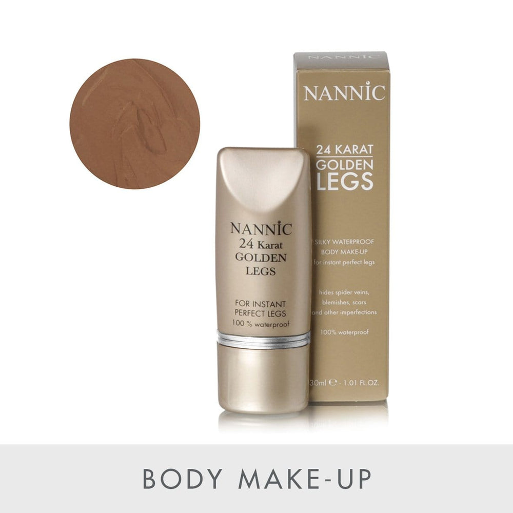 Golden legs, dark bronze, tube 30 ml
