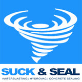 Suck and Seal Logo