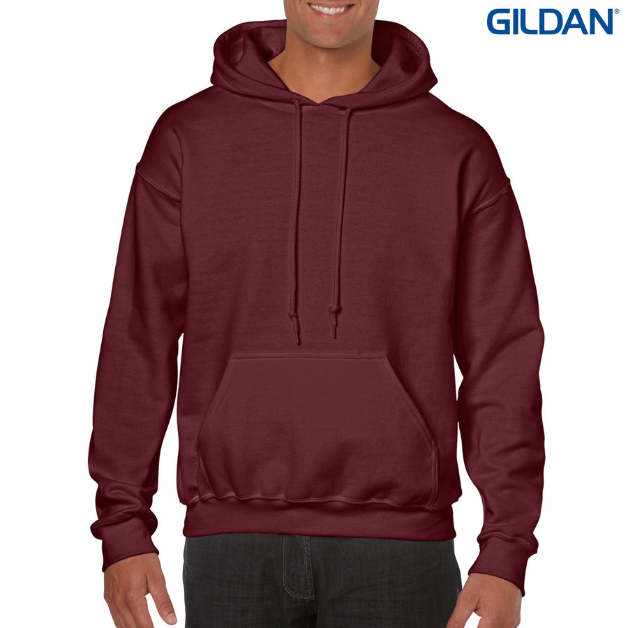 18500 Heavy Blend - Classic Fit Adult Hooded Sweatshirt - Panther Teamwear