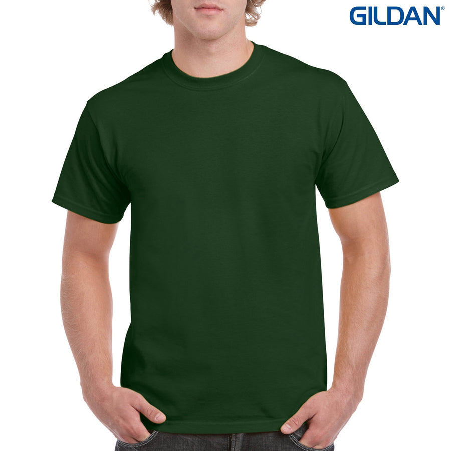 5000 Heavy Cotton - Classic Fit Adult T-Shirt (MAIN) - Panther Teamwear
