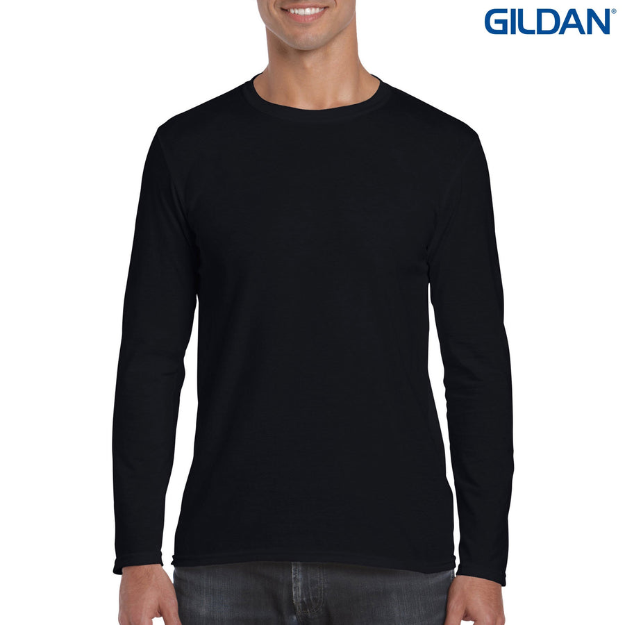 64400 Gildan Softstyle Adult Long Sleeve T-Shirt - Panther Teamwear