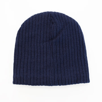 B003 HW24 Cable Knit Fleece Beanie - Panther Teamwear