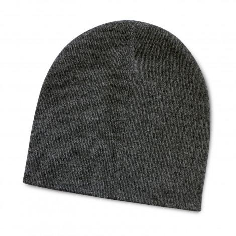 Commando Heather Knit Beanie - Panther Teamwear