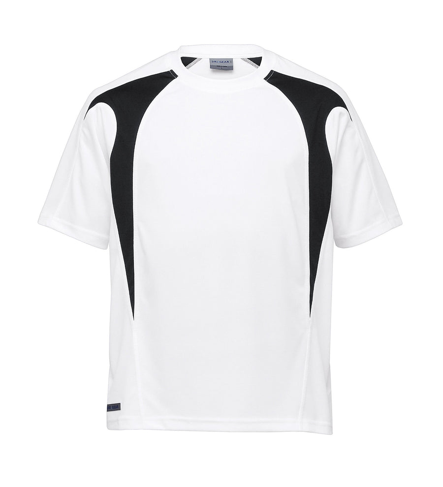 Dri Gear Spliced Zenith Tee - DGST - Panther Teamwear