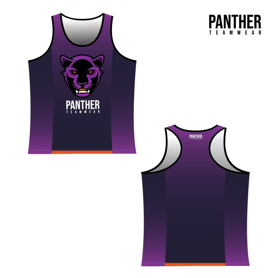 Elite Singlet - Panther Teamwear